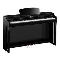 Yamaha Clavinova CLP-725 (Polished Ebony) Цифрове піаніно