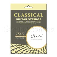 Civin CC60 N Classical Guitar Strings Nylon Normal Tension