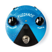 Dunlop FFM1 Fuzz Face Mini Silicon Фузз