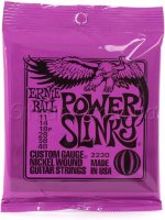 Ernie Ball 2220 Power Slinky Nickel Wound 11/48