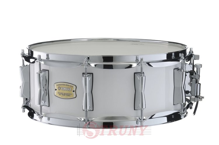 Yamaha SBS1455NW STAGE CUSTOM BIRCH SNARE (Pure White) Малый барабан