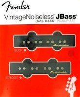 Fender Vintage Noiseless Jazz Bass Pickups 0992102000