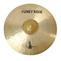 Istanbul FR-R20 Funky Rock Traditional Ride Тарелка 20""