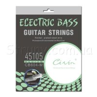 Civin CB604 M Medium Nickel Wound Bass Strings 45/105