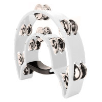 Maxtone 818 WH Dual Power Tambourine (White) Тамбурин