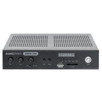 AMC DMPA 240 Amplifier with SD/USB PLAYER Усилитель мощности