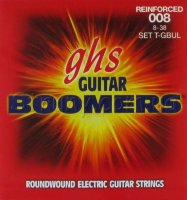 GHS T-GBUL Boomers Ultra Lite Electric Guitar Strings 8/38