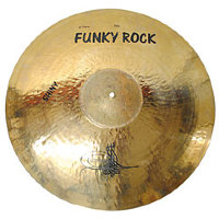 Istanbul FR-SR21 Funky Rock Shiny Ride Тарелка 21""