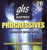 GHS PRL Electric Progressives Guitar Strings 10/46