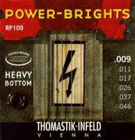 Thomastik-Infeld Power Bright RP109 Heavy Bottom Light Electric Guitar Strings 9/46