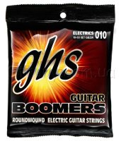 GHS GBZW Boomers Light Top Heavy Bottom Electric Guitar Strings 10/60