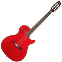 GODIN 035946 - Multiac Steel Duet Ambiance Red HG With Bag