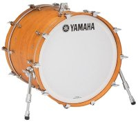 "Yamaha AMB2218 - Absolute Hybrid Maple Bass Drum 22""x18"" (Vintage Natural) Бас-барабан"