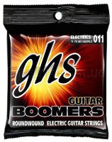 GHS GBZWLO Boomers Extra Heavy Electric Guitar Strings 11/70