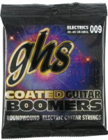 GHS CB-GBCL Coated Boomers Custom Light Electric Guitar Strings 9/46