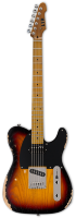 ESP LTD TE-254 Distressed (3-Tone Burst)