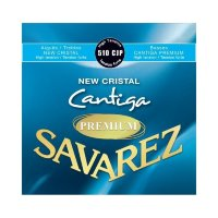 Savarez 510CJP New Cristal Cantiga Classical Guitar Strings High Tension Premium