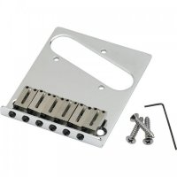 Fender Bridge Assembly For American Series Telecaster Chrome Бридж