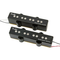 Fender Gen4 Noiseless Jazz Bass Pickups Set