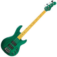 G&L L2000 FOUR STRINGS (Clear Forest Green, Maple) № CLF50912