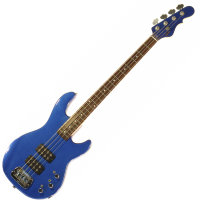 G&L L2000 FOUR STRINGS (Electric Blue, Rosewood) № CLF50940