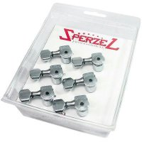 Sperzel Локовые колки Trim Lock 6L, 6R, 3x3, 4x2 Chrome