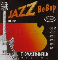 Thomastik-Infeld BB112 Jazz BeBop Light Guitar Strings 12/50
