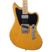 Fender LIMITED EDITION OFFSET TELECASTER RW HUM BUTTERSCOTCH BLOND