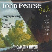 Thomastik-Infeld PJ116 John Pearse Folk Fingerpicking 16/43