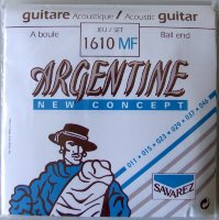 Savarez 1610MF Argentine Gypsy Jazz Acoustic Guitar Strings 11/46