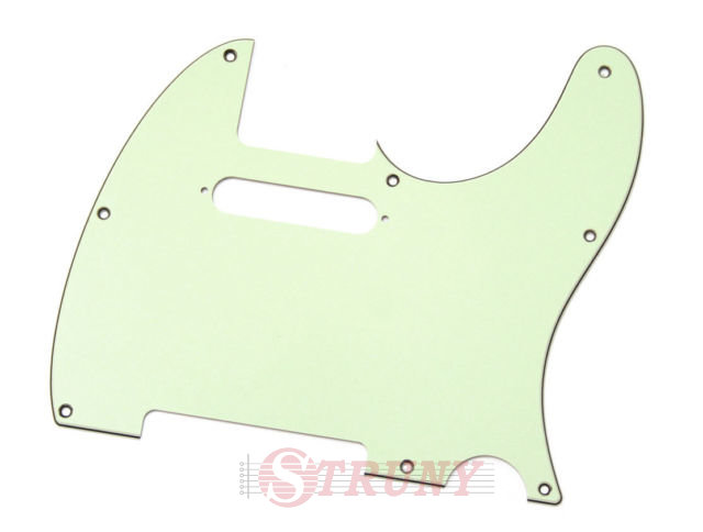 Fender PICKGUARD FOR TELECASTER 3-PLY Пикгард