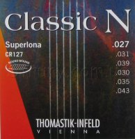 Thomastik-Infeld CR127 Classic N Series Superlona Normal Tension 27/43