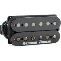 SEYMOUR DUNCAN BLACK WINTER HUMBUCKER BRIDGE BLACK Звукосниматель