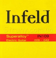 Thomastik-Infeld IN109 Superalloy Electric Guitar Strings Light 9/42