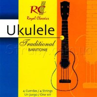 Royal Classics UKB40 Baritone Ukulele Strings