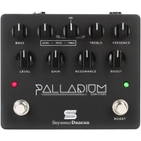 SEYMOUR DUNCAN PALLADIUM GAIN STAGE BLACK Дисторшн