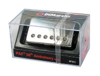 Dimarzio DP223N PAF 36th ANNIVERSARY BRIDGE (Nickel Cover)