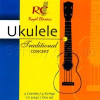 Royal Classics UKС40 Concert Ukulele Strings