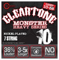 Cleartone 9410-7 Coated Electric Heavy Series Light 7 String 10/56