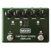 Dunlop M292 MXR Carbon Copy Deluxe Analog Delay Ділей