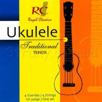 Royal Classics UKT40 Tenor Ukulele Strings