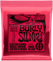 Ernie Ball 2226 Burly Slinky Nickel Wound 11/52