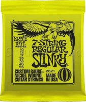 Ernie Ball 2621 7-string Regular Slinky Nickel Wound 10/56