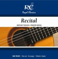 Royal Classics RL50 Recital Classical Guitar Strings