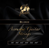 Framus 48200 Bronze Acoustic Strings Light 11/47