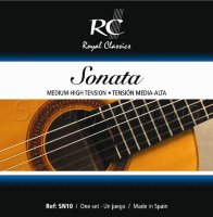 Royal Classics SN10 Sonata Classical Guitar Strings
