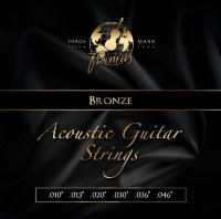Framus 48210 Bronze Acoustic Strings Extra Light 10/46