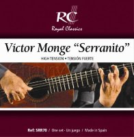 Royal Classics SRR70 Victor Monge SERRANITO Classical Guitar Strings