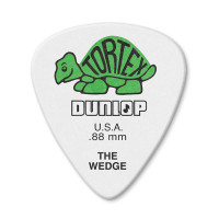 Dunlop 424P.88 Tortex Wedge Player's Pack 0.88