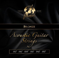 Framus 48220 Bronze Acoustic Strings Medium 12/53